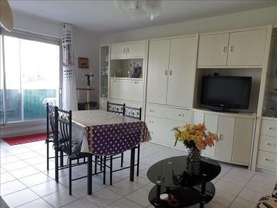 Appartement le pouliguen - 2 pièce (s) - 56 m²