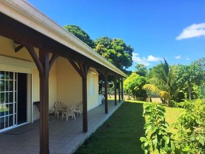 Rivière salee - villa T4 + mezzanine - vue mer