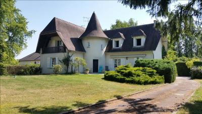Maison bourgeoise chateauneuf sur loire - 7 pièce (s) - 218 m²