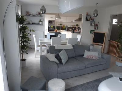 Maison 4 chambres garage et jardin