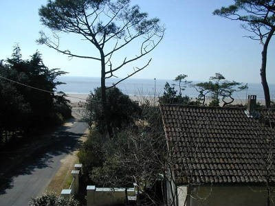 Vacation rental apartment St brevin l ocean  - Picture 1