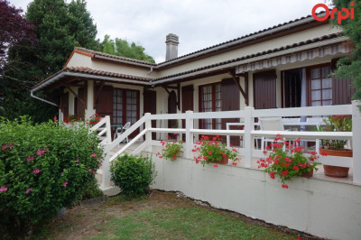 Belle maison de plain pied
