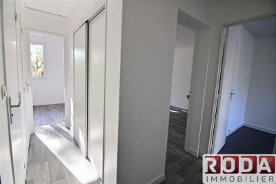 Appartement 3 pièces rénové