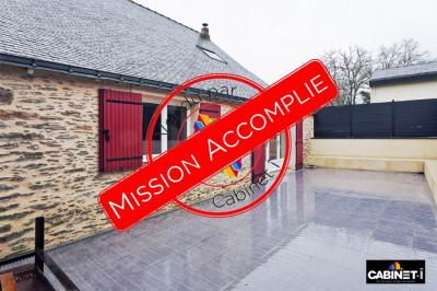 Maison Fay De Bretagne 6 pièce (s) 130 m²