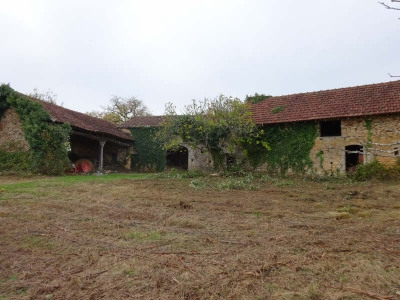 Farm building 4 rooms Prats du Perigord