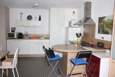Appartement deux pièces, garage