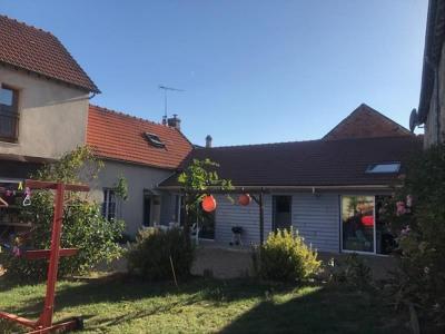 Maison ancienne gallardon - 10 pièce (s) - 150 m²