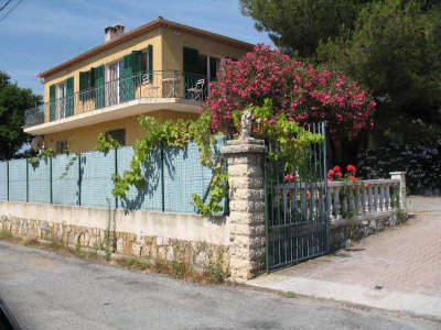 Villa 4 rooms Antibes