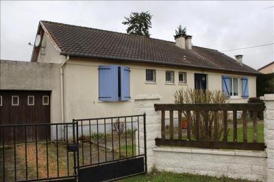Maison de plain-pied maintenon - 5 pièce (s) - 85 m²