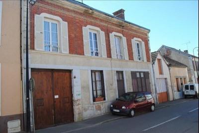 Maison ancienne st sauveur en puisaye - 4 pièce (s) - 98 m²