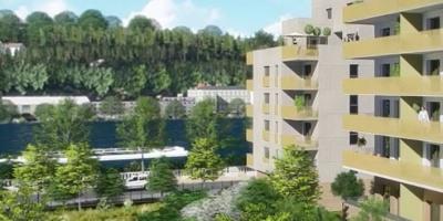Appartement T3 de 63.11m² sur Lyon 9 (69009)
