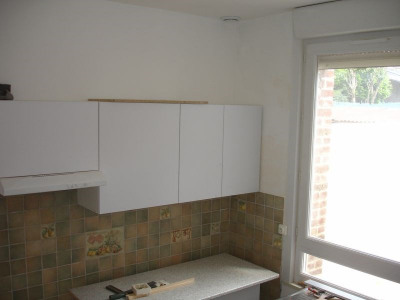 Maison Saint-quentin 3 pièce(s)