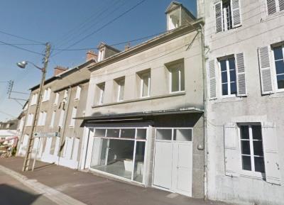Immeuble mixte proche centre Coutances