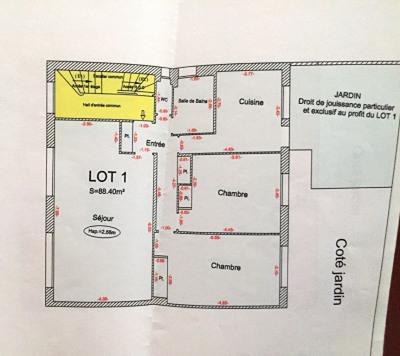 Immeuble Antony 9 pièce (s) 230 m²