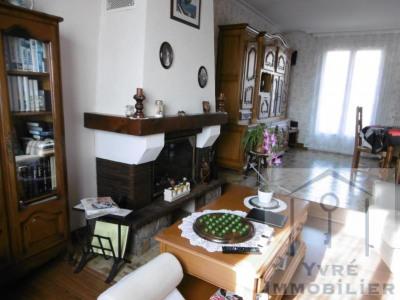 Maison yvre l'eveque - 5 pièce (s) - 106 m²