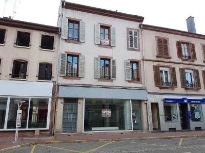 IMMEUBLE DE RAPPORT ST DIE - 350 m2