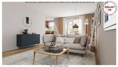 Appartement Seilh 3 pièce(s) 56 m2