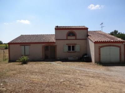 Villa T4/5 de 125 m² sur environ 2500 M² de jardin
