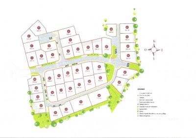 Terrain Challans 397 m²