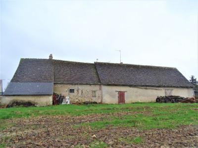 Maison fin XIX ème à restaurer