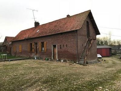 Ancien corps de ferme situé proche Foucarmont