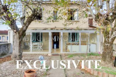 Maison de village de plus de 120 m²