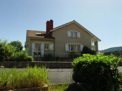 Villa d'architecte avec vue