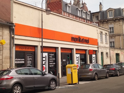 Location local commercial Compiegne