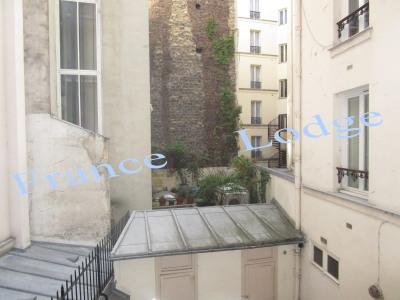 Short-term rental apartment Paris 17ème (75017)