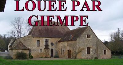 Maison 17ème 7 pièces-Bazouges sur Le Loir- 300 m²