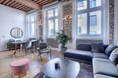 Appartement 3 pièces - 70m² - 69004 - Lyon