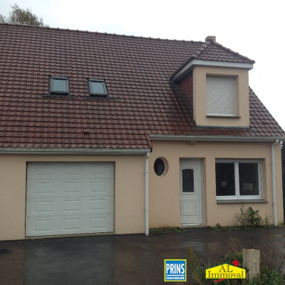 Maison Isbergues 4 pièce (s) 95 m²