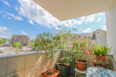 Appartement Type 3 - Lumineux - 68 m² - Challes-les-eaux