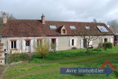 Maison de campagne en village