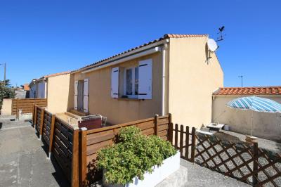 Pavillon 4 pièces, 2 chambres à Brétignolles Sur Mer