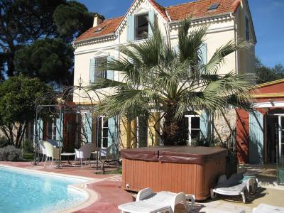 Location vacances maison / villa Cannes