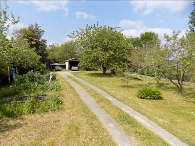 Terrain constructible fouesnant - 763 m²
