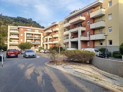 Nice - Appartement 3 pièces 55m² + parking sous-so