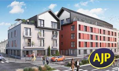 Appartement Rennes 1 pièce (s) 23 m²