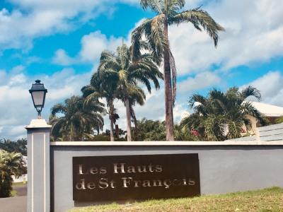 Villa Les Hauts de St François