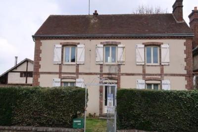 Maison ancienne nogent le roi - 4 pièce (s) - 100 m²