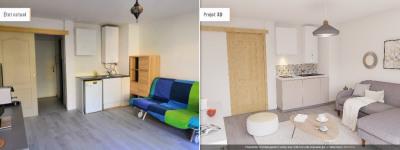 Toulon - Siblas - Studio avec terrasse