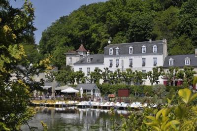 A vendre hôtel-restaurant *** compiègne a pierrefonds - 100 km, 590 m² - Compiègne (60200)