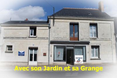 Maison La Chartre Sur Le Loir 4 pièce(s) 1 m2