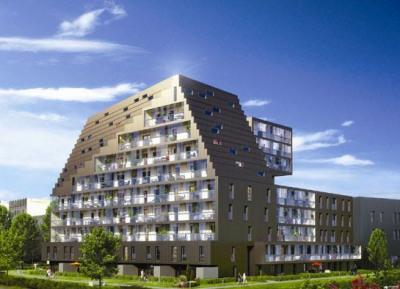 Île de nantes // appartement T1 25.5m²