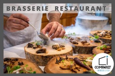 Restaurant licence IV a Aix Riviera avec fort potentiel