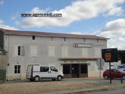 Ancien hôtel-restaurant