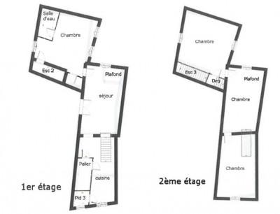Maison 5 pièces Aouste sur Sye