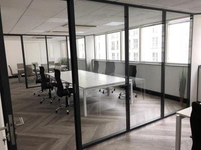 BUREAU LEVALLOIS PERRET - 145.55 m2