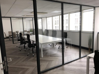 Bureau plug and play levallois perret - 90.50 m²